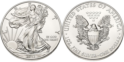 2013 Silver Eagle