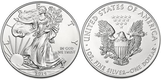 2014 W Silver Eagle